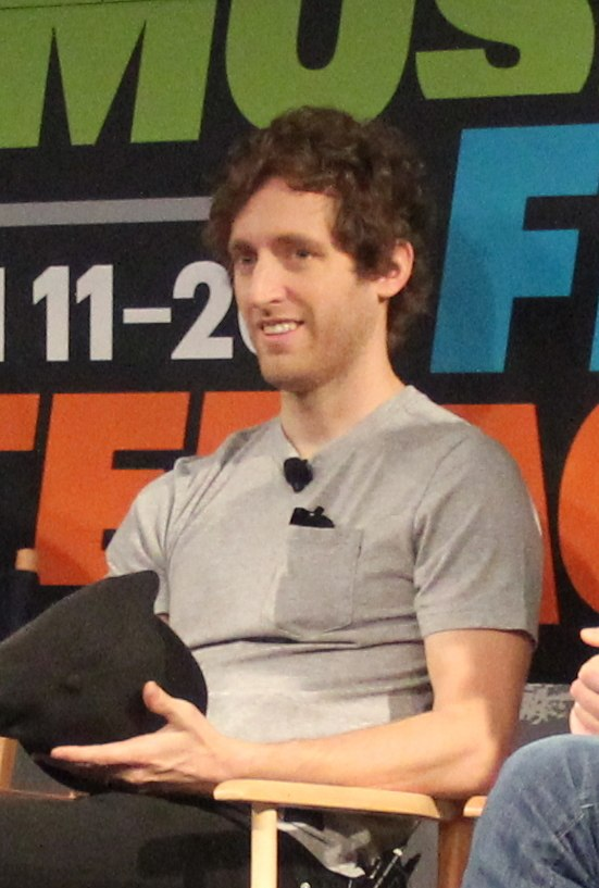 Thomas Middleditch at SXSW 2016 (cropped)