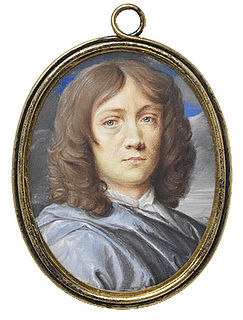 Thomas Flatman English poet and miniature painter