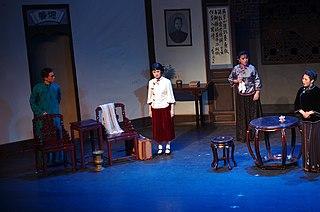 Shanghai opera variety of Chinese opera