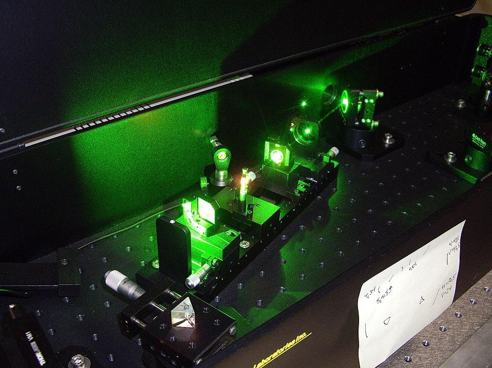 TiSa laser