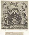 Titelprent voor- 'Maegde-wapen', onderdeel van J. Cats, Hovwelyck, 1642.jpeg