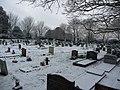 Tiverton , Tiverton Cemetery - geograph.org.uk - 1654153.jpg