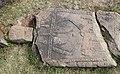 Tiya, parco delle stele, secondo gruppo, stele databili all'xi-xii secolo circa 39 stele antropomorfa 7.jpg