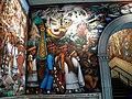 Tlaxcala - Palacio de Gobierno - Prophezeiung des Quetzalcoatl.jpg