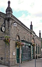 Todmorden Market Hall (29th August 2010)