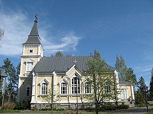 Toivakka - Toivakka Church