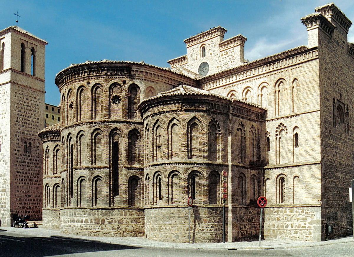 Église Santiago del Arrabal de Tolède — Wikipédia