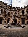 Tomar, Convento de Cristo, Claustro de D. João III (04).jpg