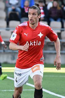 Tommi Vesala Finnish footballer