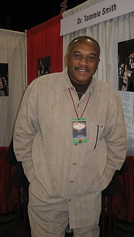 Tommie Smith in 2007