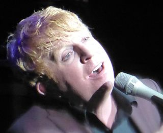 Tommy Fleming (musician) Irish singer