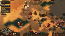Screenshot of Tooth and Tail