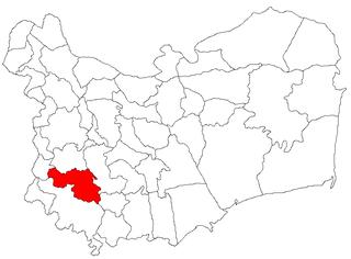Topolog, Tulcea Commune in Tulcea, Romania