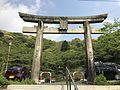 Torii of Tsukasaki Shrine in Takeo, Saga.jpg