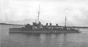 Finnish torpedo boat S2 - Image: Torpedovene S2