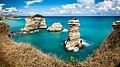 Torre Di S Andrea Puglia Italy Seascape Photography (171553667).jpeg