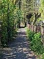 Tottenham Cemetery footpath, Haringey, London, England 2.jpg