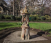 Grand rond jardin wikimonde for Jardin grand rond toulouse
