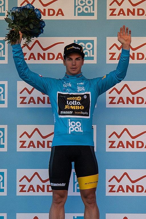 Tour of Norway 2018 - Stage 1 - points jersey - Dylan Groenewegen