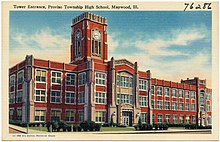 Proviso East High School Wikipedia