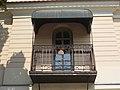 Town Hall. Listed ID 7176. Balcony. - Nagykőrös, Hungary.JPG