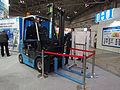 Toyota L&F 7FB25 Fuel Cell Forklift at Eco-Products 2015.jpg