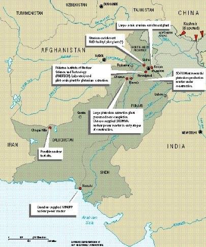 Tracking Nuclear Proliferation, Pakistan