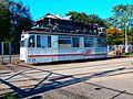 Tram T24 at Kopli Tram Depot in Tallinn 18 September 2016.jpg