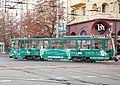 Tram in Sofia near Palace of Justice 2012 PD 016.jpg
