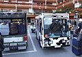 Transfer von Gepäck und Touristen in Zermatt mit Elektroautos.jpg
