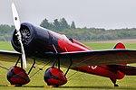 Travel Air Mystery Ship - Duxford VE Day Airshow 2015 (19095018426).jpg