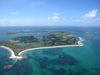 Tresco, Isles of Scilly Human settlement in England