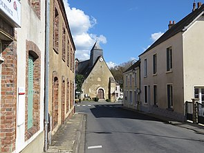 Tresson - Église 01.JPG