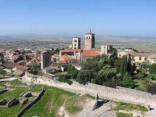 Trujillo, Cáceres Municipality in Extremadura, Spain