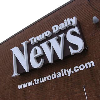 <i>Truro Daily News</i>
