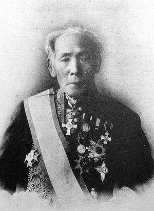 Sano Tsunetami - Count Sano Tsunetami
