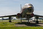 Tu-104 Camel, Czech Air Force Museum, Prague-Kbely Airbase (28563075644).jpg