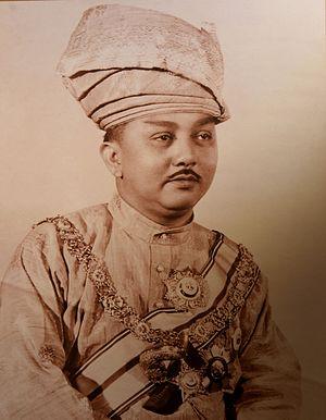 Munawir of Negeri Sembilan - Tuanku Munawir Tuanku Abdul Rahman, Yang Di-Pertuan Besar Negeri Sembilan