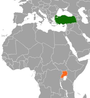 Turkey–Uganda relations Diplomatic relations between Uganda and Turkey