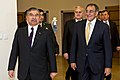 Turkish Defense Minister Ismet Yilmaz and Leon E. Panetta, 2011.jpg