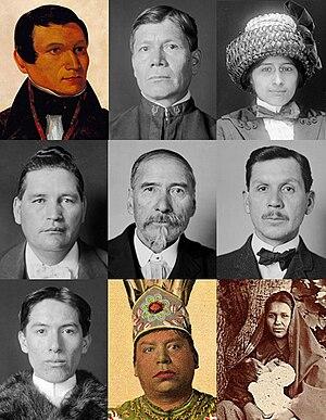 Tuscarora portraits