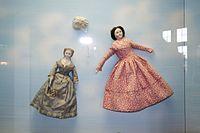 Two German antique porcelain dolls (26579874145).jpg