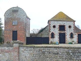 Tytherington, Wiltshire Human settlement in England