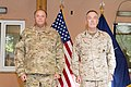 U.S. Marine Corps Gen. Joseph F. Dunford Jr., right, the outgoing commander of the International Security Assistance Force and U.S. Forces-Afghanistan, stands with Supreme Allied Commander Europe U.S. Air Force 140826-D-HU462-375.jpg