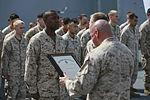 U.S. Marines get promoted aboard Anchorage 150701-M-TJ275-054.jpg