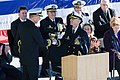 U.S. Navy Commissions Littoral Combat Ship USS Detroit (LCS 7) (29879541293).jpg