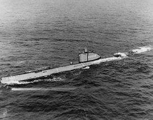 Type XXI submarine - Image: U3008