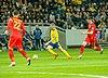 UEFA EURO qualifiers Sweden vs Romaina 20190323 Sebastian Larsson 2.jpg