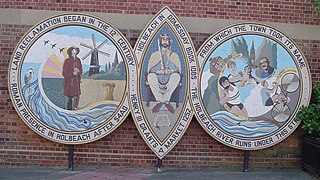 Holbeach Market town in Lincolnshire, England
