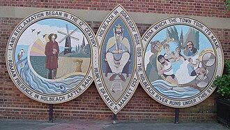 Holbeach - Image: UK Holbeach